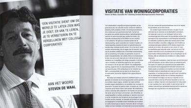 Photo of Visitatie woningcorporaties – Artikel in Goed Bestuur