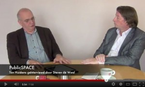 Photo of Interview met maatschappelijk ondernemer Ton Huiskens