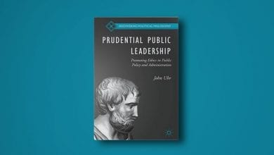 Photo of Boeiende publicatie 'Prudential Public Leadership' van John Uhr
