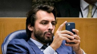 Photo of Disruptie door Baudet