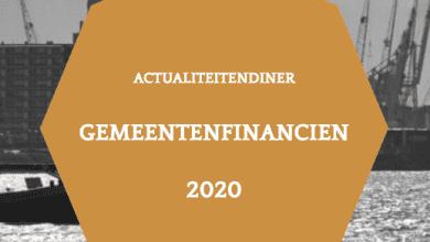 Photo of Actualiteitendiner Gemeentefinanciën: voorbij financiële rapportages