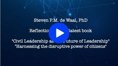 Photo of Civil Leadership as the Future of Leadership – video