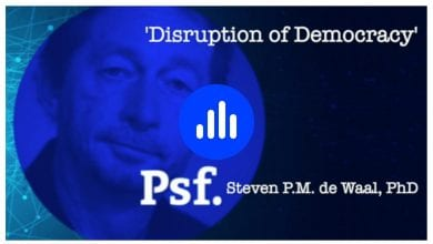 Photo of The (threatening) Disruption of Democracy – podcast