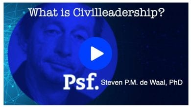 Photo of About Civil Leadership – video