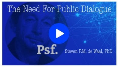 Photo of The Need for Public Dialogue – video
