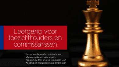 Photo of 'Strategische Intelligentie' voor Leergang voor Toezichthouders en Commissarissen van Avicenna